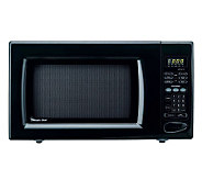 Magic Chef 1.6 Cubic Ft 1,100 Watt Microwave - H358969