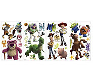 RoomMates Toy Story 3 Peel & Stick Wall Decals - H186170