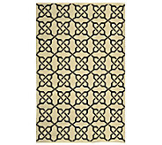 Thom Filicia 3 x 5 Tioga Recycled Plastic Outdoor Rug - H186470