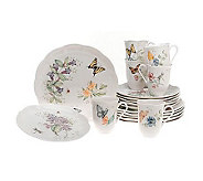 Lenox Butterfly Meadow 18 Piece Set - H138571