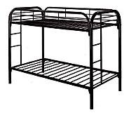 Malibu Twin/Twin Bunkbed w/Ladder by Acme Furniture - H187771