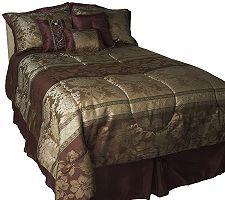 Amadeus Isabella 7PC Full Comforter Set