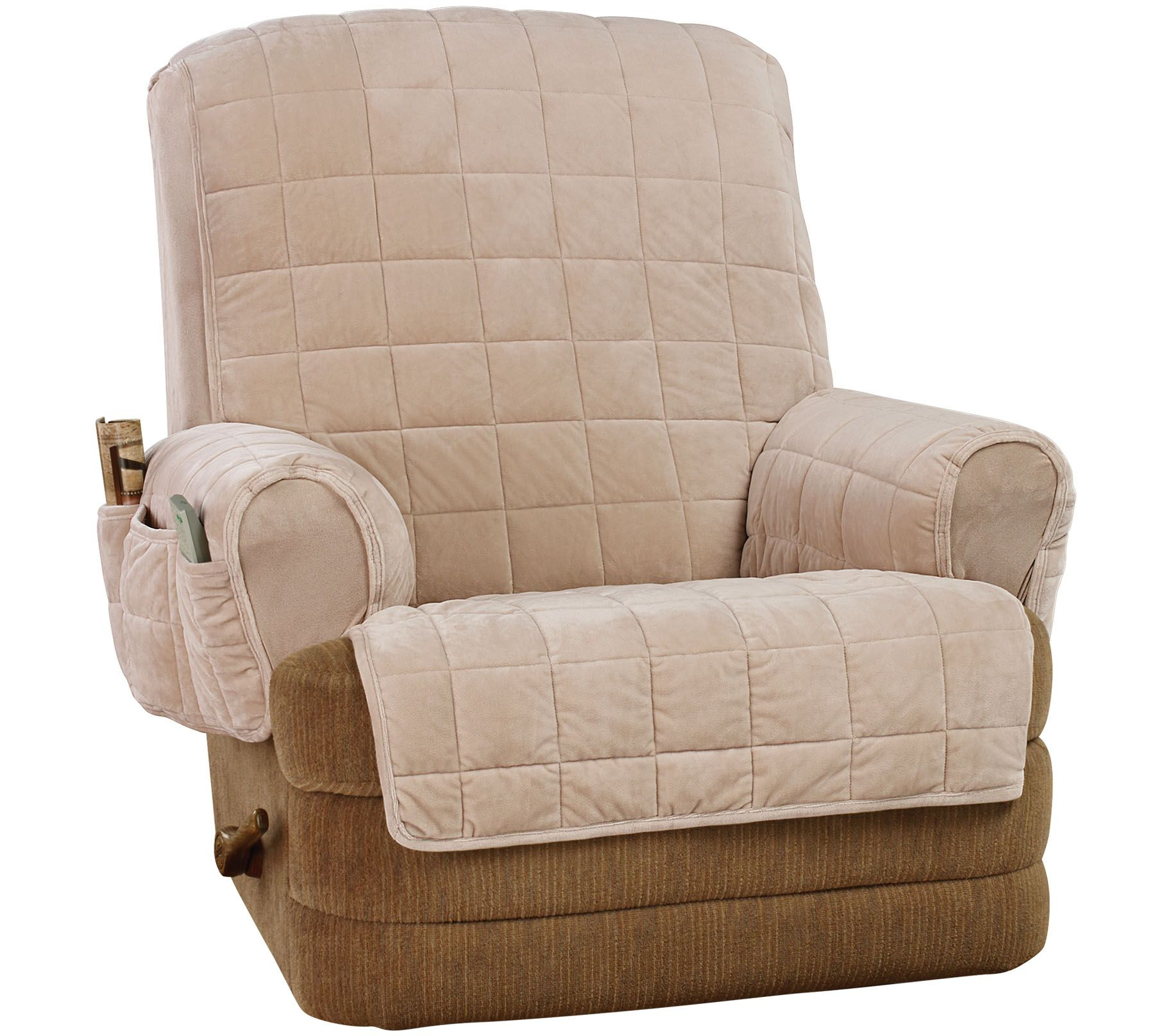 Isaac Swivel Chair Slipcover Sure Fit Ultra Deluxe