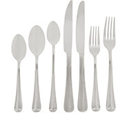 Oneida 18/10 89-piece Fine Flatware Set Service for 12 - H210271