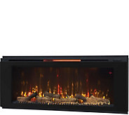 ClassicFlame Helen 48 Wall-Mounted Electric Fireplace - H293071