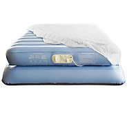 Aerobed Commerical Grade Elevated Queen with Mattress Pad - H349471