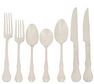 Reed & Barton 18/10 Premiere 93-Piece Service for 12 Flatware Set - H203972