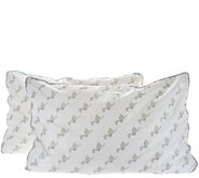 MyPillow (2) Std/Q Pillows with 2 Gusset and Giza 88 Cotton Covers - H208972