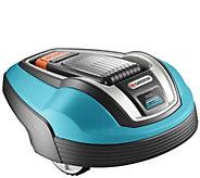 Gardena Programmable Robotic Mower, 8600 sq ft - H290972