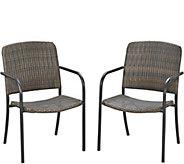 Laguna II Set of Arm Chairs - H291772