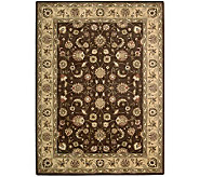 Nourison Atlas 36 x 56 Persian Machine-MadeFramed Rug - H350372