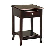 Merlot Collection Accent Table by Office Star - H123873