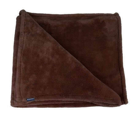 "Berkshire Blanket 60"" X70"" Fluffie Throw"