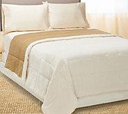 Coleman 400TC Extra Cozy Down Alt. Reversible Twin Blanket - H205173
