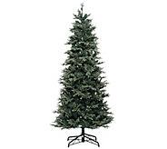 Bethlehem Lights 9 Slim Blue Spruce Christmas Tree - H205673