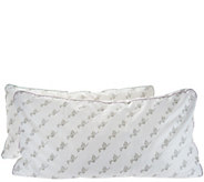 MyPillow (2) King Pillows with 2 Gusset and Giza 88 Cotton Covers - H208973