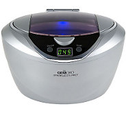 GemOro Prestige Series Ultrasonic Jewelry Cleaner, Slate - H282573