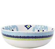 Rachael Ray Dinnerware Ikat 10 Stoneware Serving Bowl - H286773