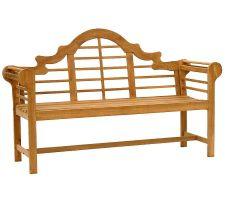 Elden 5' Outdoor Teak Lutyens Bench
