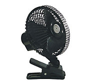 RoadPro(R) Portable Oscillating Auto Fan - 12Volt - H70173