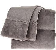 Berkshire Blanket Velvet Soft Cal King Cozy Sheet Set - H209074