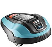 Gardena Programmable Robotic Mower, 5300 sq ft - H290974