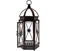 20 Indoor/Outdoor Metal Lantern by Home Reflections - H205575