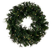 Bethlehem Lights 24 Cashmere Wreath - H206575