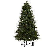 As Is ED On Air Santas Best 6.5 Pinecone Tree - H208175