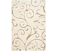 Safavieh 8x10 Scroll Design Florida Shag Area Rug - H209875