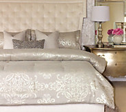 Inspire Me! Home Decor 6pc King Comforter Set with Dec. Pillows - H212975