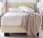 Serta Perfect Sleeper Smart Comfort TW Mattress Pad with Nanotex - H214475