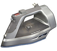 Hamilton Beach Durathon Digital Iron with Retractable Cord - H280475