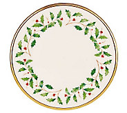 Lenox Holiday Salad/Dessert Plate - H281775