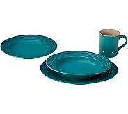 Le Creuset 4-piece Dinnerware Set - H281975