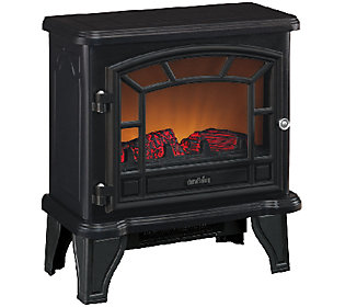 Duraflame Maxwell Charming Electric Stove Fireplace Heater