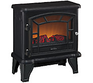Duraflame Maxwell Charming Electric Stove Fireplace Heater - H286975