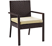 Palm Harbor Outdoor Wicker Dining Chair - Set of 2 - H288575