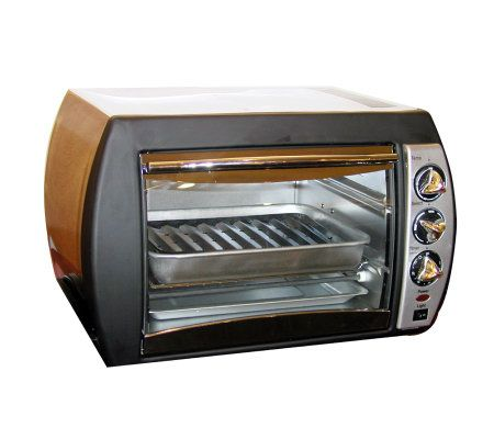 Haier Countertop Convection Oven : Haier Convection Oven with Rotisserie ? QVC.com