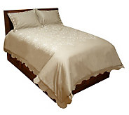 Genevieve Gorder Heirloom Collection 300TC F/Q Comforter Set - H166276