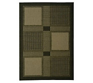 Safavieh Courtyard Checkmate 67 x 96 Rug - H178976