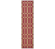 Thom Filicia 2 x 8 Chatham Recycled Plastic Outdoor Rug - H186476
