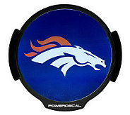 As Is NFL Motion Activated Light Up Decals by Lori Greiner - H201976