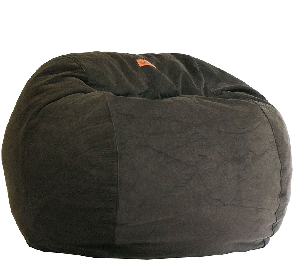 CordaRoyu0027s Full Size Convertible Bean Bag Chair By Lori Greiner   Page 1 U2014  QVC.com