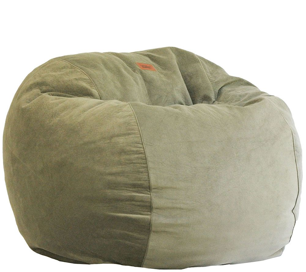 CordaRoys Full Size Convertible Bean Bag Chair By Lori Greiner