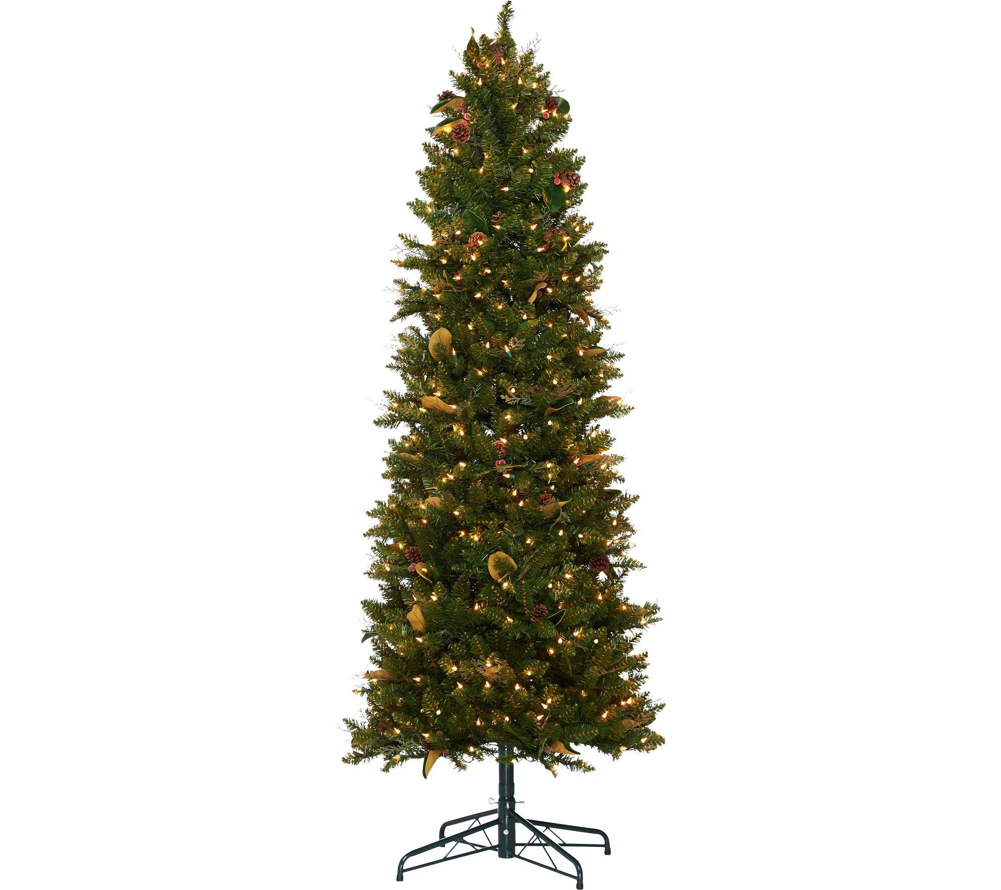 Bethlehem Lights 6.5' Canterbury Slim Christmas Tree - Page 1 ...