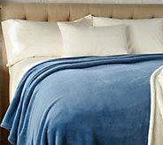 Charisma Velvet Lux 350 GSM King Blanket - H213076