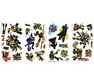 RoomMates Teenage Mutant Ninja Turtle Peel & Stick Wall Decals - H285976
