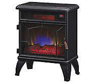 Duraflame Mason Infrared Stove Fireplace Heaterwith Remote - H286276