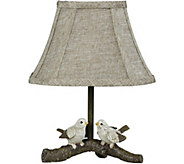 12 Birds on Branch Accent Lamp by Valerie - H294476